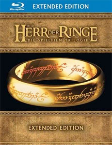 Herr der Ringe Trilogie – Extended Edition
