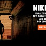 10% Rabatt auf alle Produkte des Nike Sales
