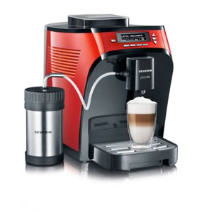 "Severin KV 8062 Kaffeevollautomat ""PICCOLA premium"""