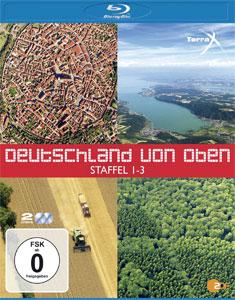 Deutschland von Oben serie staffel blu-ray günstig angebot schnäppchen