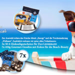 Dinner For Dogs: Gratis Futterprobe