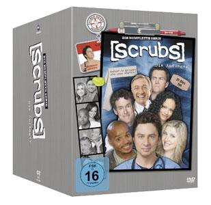 Scrubs - Die komplette Serie
