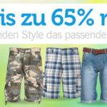 M and M Direct – Shorts bis zu 65% reduziert