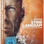 Stirb langsam 1-5 (Blu-ray) für 24,97€ inkl. Versand