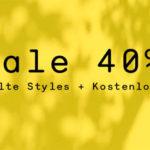 Bench: Sommer-Sale mit bis zu 40% Rabatt
