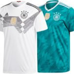 ADIDAS DFB Trikot Home/Away WM 2018 für nur 59,90€ inkl. Versand