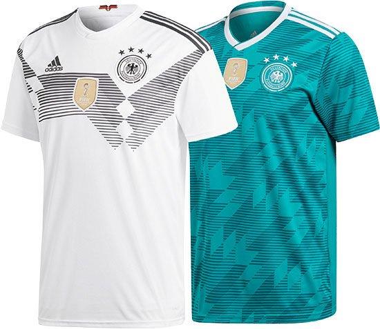 DFB Jersey Nationalmannschaft günstig angebot schnäppchen weltmeisterschaft russland sparen trikot
