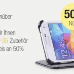 50% Rabatt auf EasyAcc Zubehör für das Samsung Galaxy S5