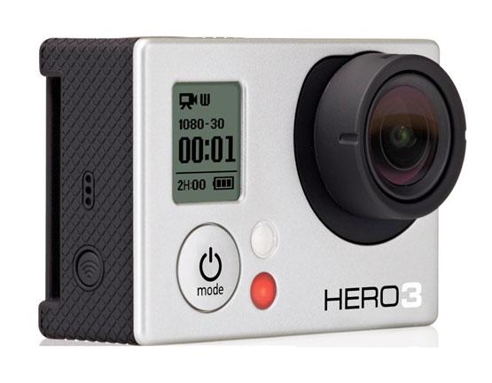 günstig gopro hero3 white edition
