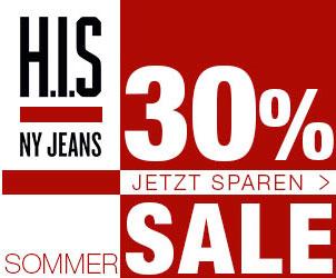 summer sommer sale sonderangebote his jeans hosen