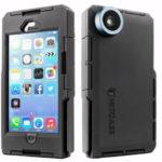 Hitcase PRO für iPhone 5/5S (HC15000) Weitwinkelgehäuse / Hartcase und Halterungen für 82,77€ inkl. Versand
