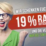 Hoodboyz: 19% auf alles + kostenlose Lieferung