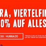 Frontlineshop Sale + 20% Zusatzrabatt dank Gutschein