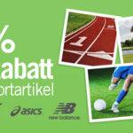 M and M Direct: Bis zu 75% Rabatt auf Sportartikel
