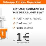 Simyo Allnet Flat 2 Monate kostenlos testen + 25€ Amazon Gutschein