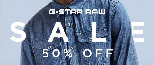 G-Star Sale angebote günstig raw jeans schnäppchen