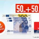 Vodafone Smart Surf Tarif (50 Frei-Minuten, 50 Frei-SMS, 1GB Internet-Flat) für nur 4,99€ monatlich