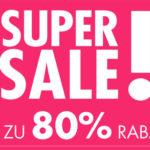 Beate Uhse: Sale mit bis zu 80% Rabatt + 10% Gutschein + gratis Versand