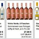 Mein Wein, mein Genuss – 12 verschiedene Probiersets ab 23,60€ inkl. Versand