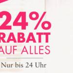 Beate Uhse: 24% Rabatt auf ALLES