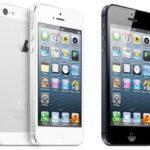 Apple iPhone 5 16 GB in schwarz oder weiß für 224,00€ inkl. Versand (statt 399,99€)