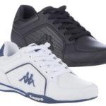 Kappa Udine Sneaker in schwarz oder weiß für jeweils 22,99€ inkl. Versand
