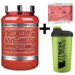 Scitec Nutrition Whey Protein Professional 920g + Shaker + Probe für 21,99€ inkl. Versand