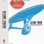 Star Trek – Stardate Collection (The Movies 1-10 Blu-ray & Remastered) für 26,99€ inkl. Versand
