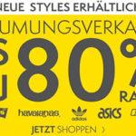 M and M Direct: Sommerräumungsverkauf mit bis zu 85% Rabatt