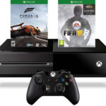 Xbox One + Forza 5 + Fifa 15 + 2. Controller + 3 Monate Gold nur 403,98€ inkl. Versand (statt 492,27€)
