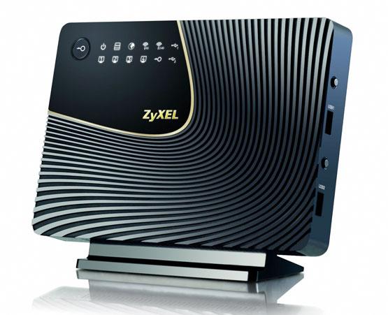 zyxel router wlan 802.11ac neueste generation günstig angebot