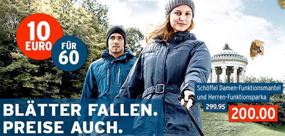 Karstadt Sports Gutschein Rabatt 10€ sparen günstig
