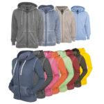 URBAN CLASSICS Spray Dye – Zipper und Hoodies für Damen und Herren je 17,90€ inkl. Versand (statt 24,90€)