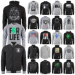 JOKER Brand USA – Hoodys, Sweatshirts, Jacken und Windbreaker für je 19,90€ inkl. Versand