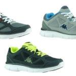 KAPPA Umberte Unisex Sneaker für 24,90€ inkl. Versand