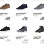 K-Swiss-Sneaker (6 verschiedene Modelle) für Ihn um bis zu 60% reduziert