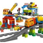 Lego Duplo Eisenbahn Super Set für 79,99€ inkl. Versand (statt 91,04€)