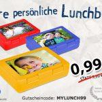 Lunchbox mit eigenem Motiv für 5,94€