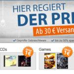 reBuy Mid-Season Sale: 500.000 Filme, Games, Bücher und Musik für unter 1€