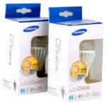 2x Samsung LED SI-I8W121140EU E27 LED-Glühlampen für 8,90€ inkl. Versand (statt 16,80€)