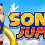Sonic Jump für Android kostenlos