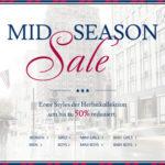 Tom Tailor: Sale mit bis zu 50% Rabatt