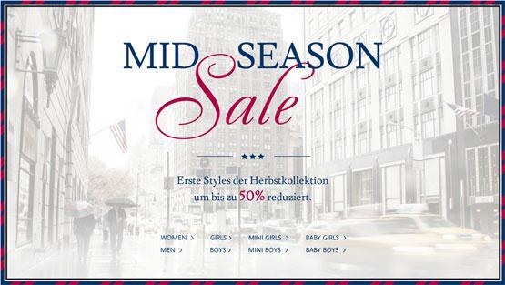 tom tailor mid season sale herbst winter günstig angebot