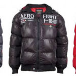 Geographical Norway Aerosquat – Herren-Winterjacke für je 37,90€ inkl. Versand