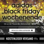 Adidas: 30% Rabatt auf alles + kostenloser Versand