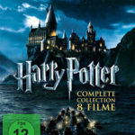 Harry Potter – Complete Collection (Blu-Ray) für 32,97€ inkl. Versand