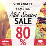 Hoodboyz: Mid-Season Sale mit bis zu 80% Rabatt auf über 1.200 Artikel