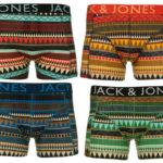 4er Pack Boxershorts von Jack & Jones für 22,99€ inkl. Versand