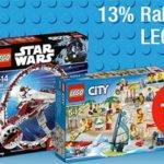 Galeria-Kaufhof: 13% auf alle LEGO-Spielwaren