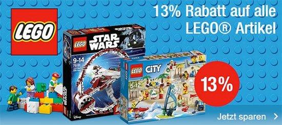 Lego Galeria Kaufhof Rabatt Sparen Spielzeug günstig online kaufen